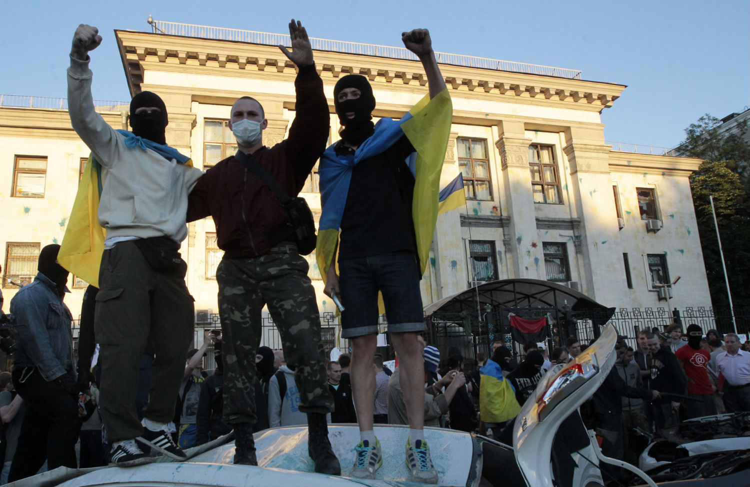 Protest-in-Ukraine