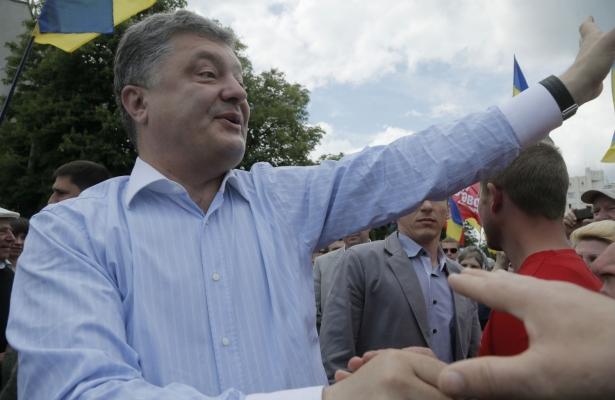 Ukraine-President-Petro-Poroshenko