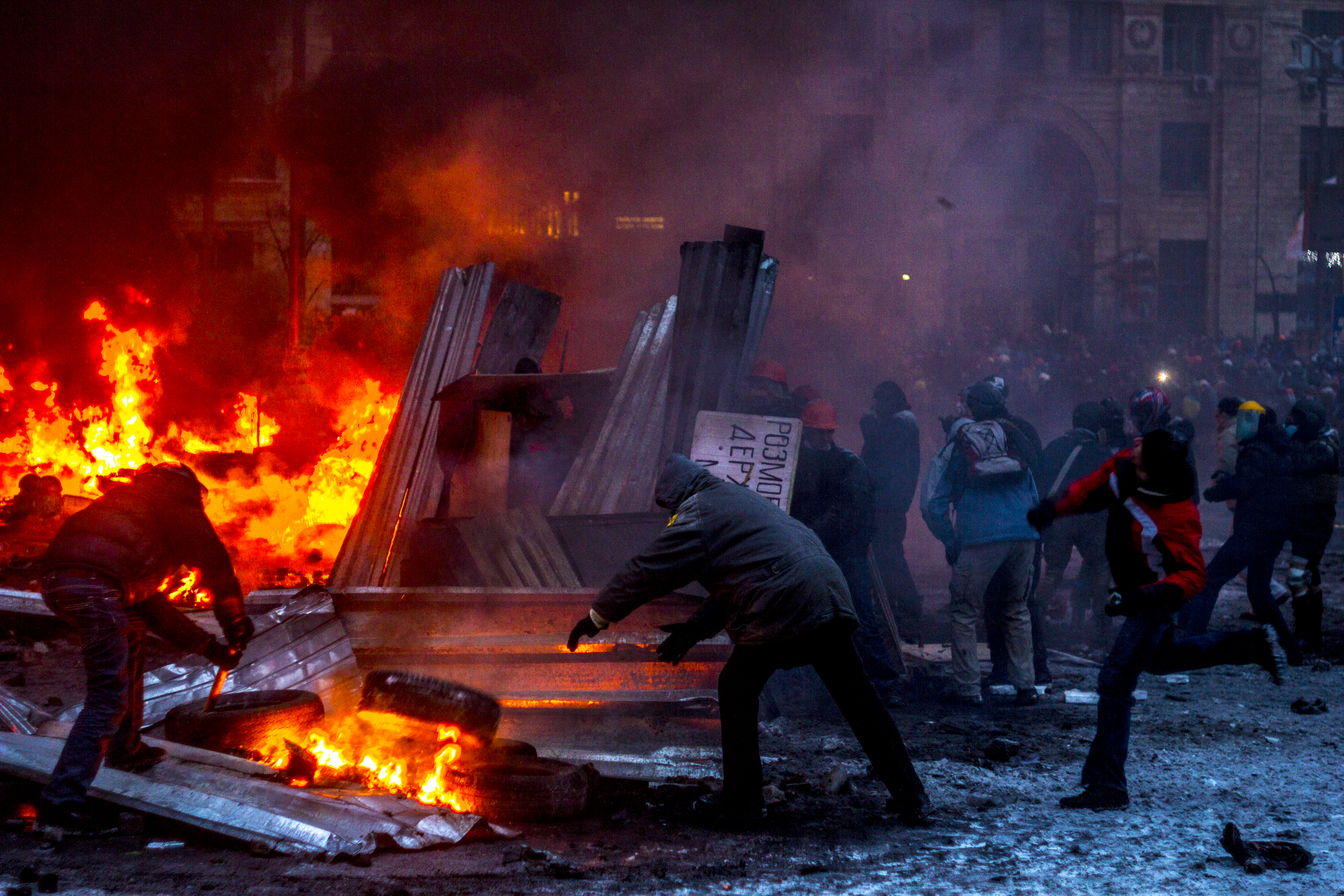 Stephen-Cohen-Western-Recklessness-Could-Spark-'a-New-Cold-War-Divide'-in-Ukraine