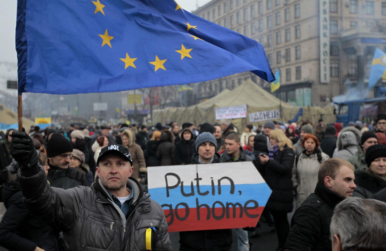 Anti-Russia-protest