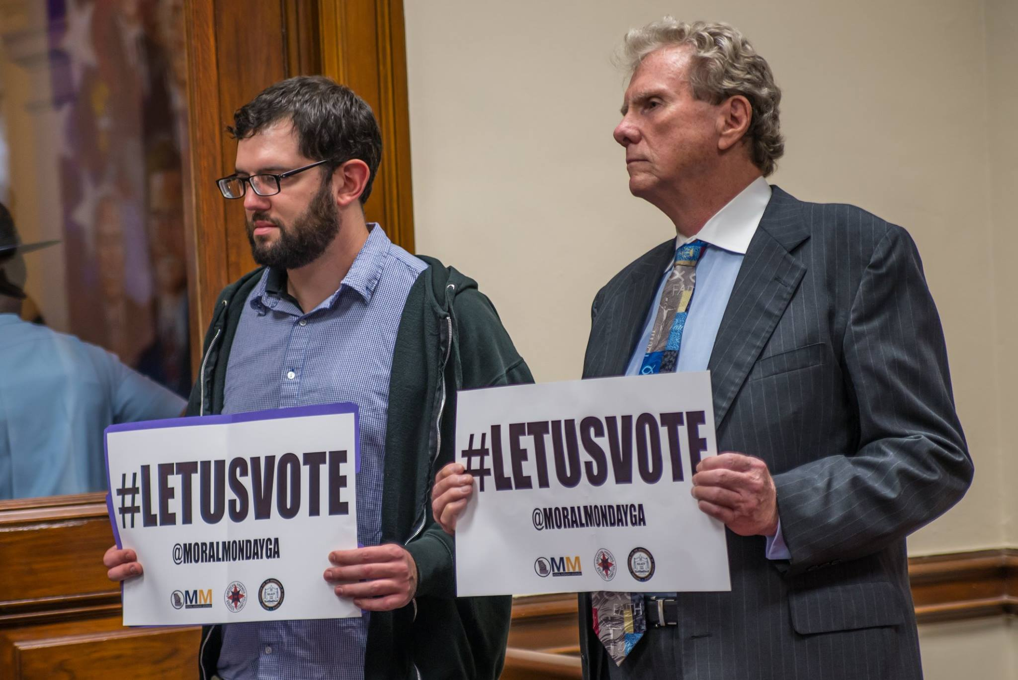 Protesters-against-voter-suppression