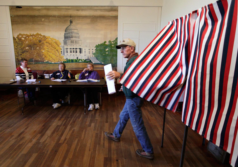 Kansas-voter