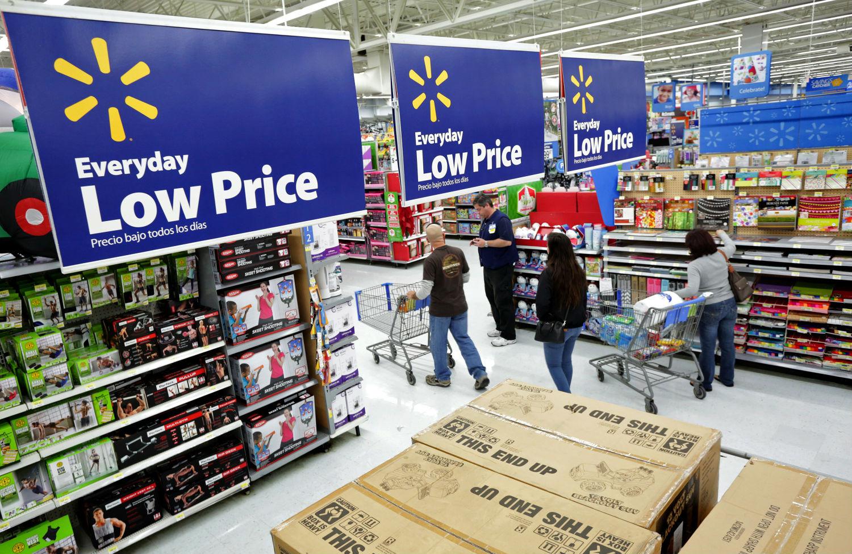 Walmart-store