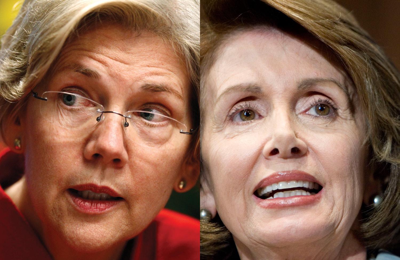 Elizabeth-Warren-and-Nancy-Pelosi