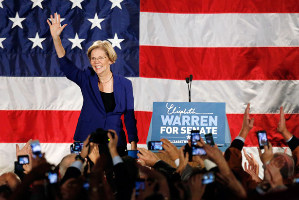 Massachusetts-Senator-Elizabeth-Warren
