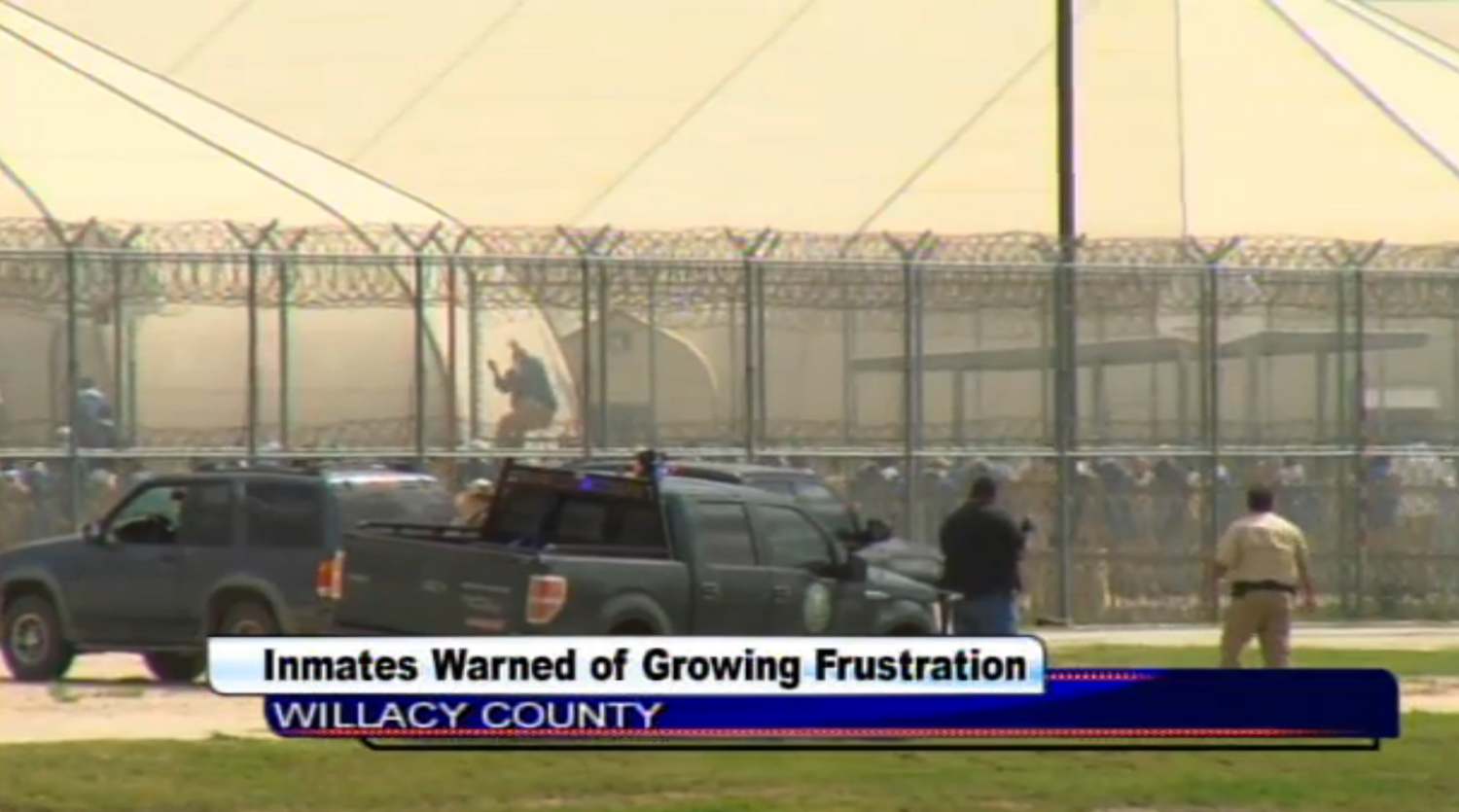 A-2-Day-Revolt-at-a-Texas-Private-Prison-Reveals-Everything-That's-Wrong-with-Criminalizing-Immigration