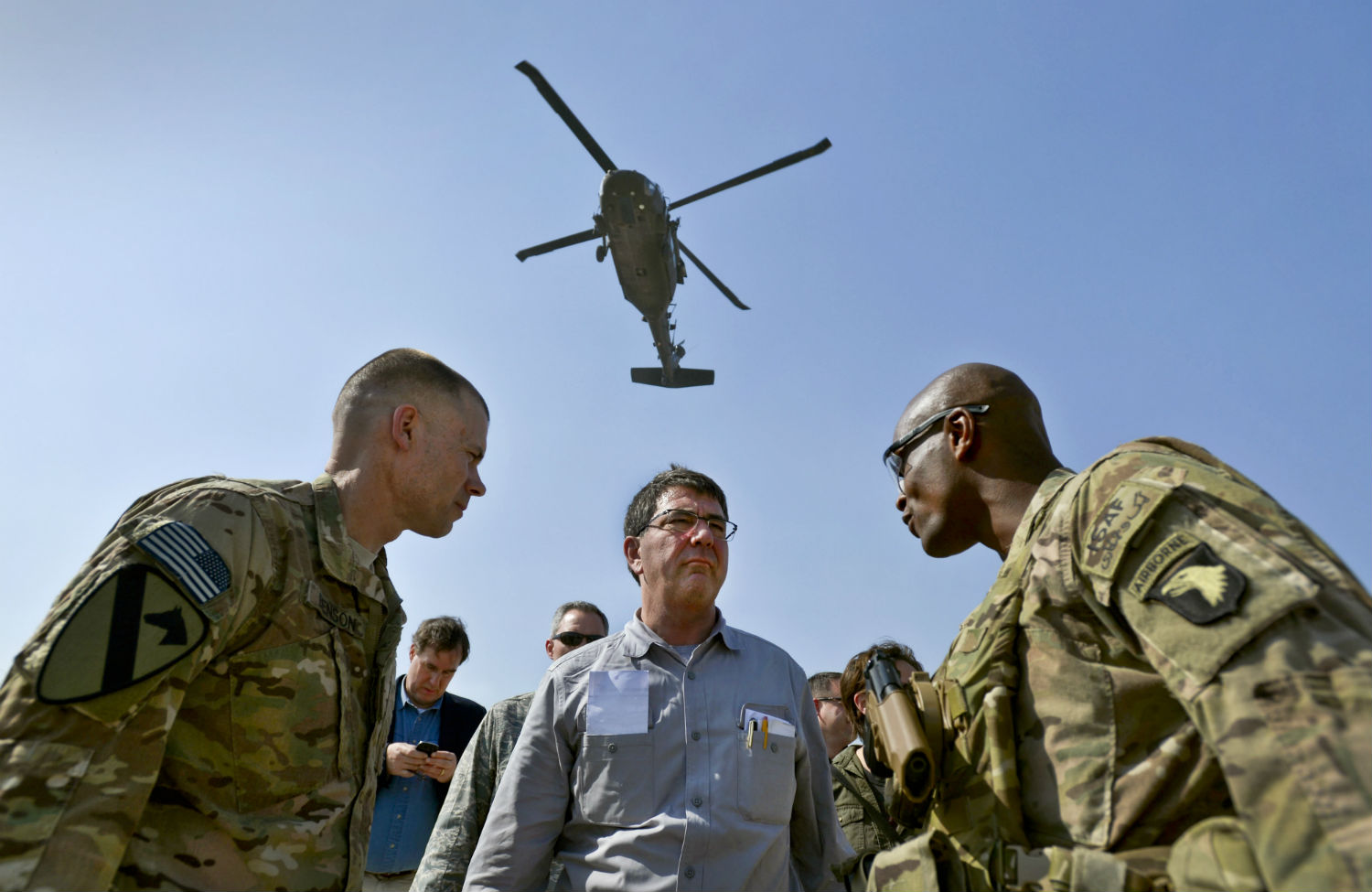 Ashton-Carter-in-Afghanistan