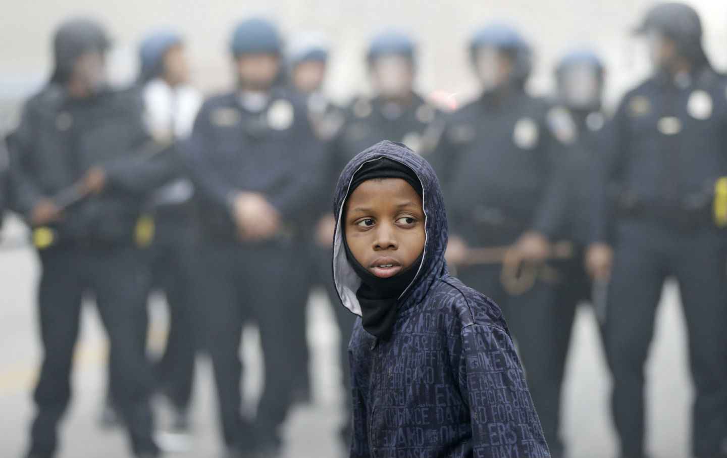 Police-in-Baltimore