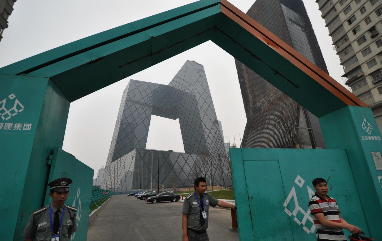 Beijing-CCTV