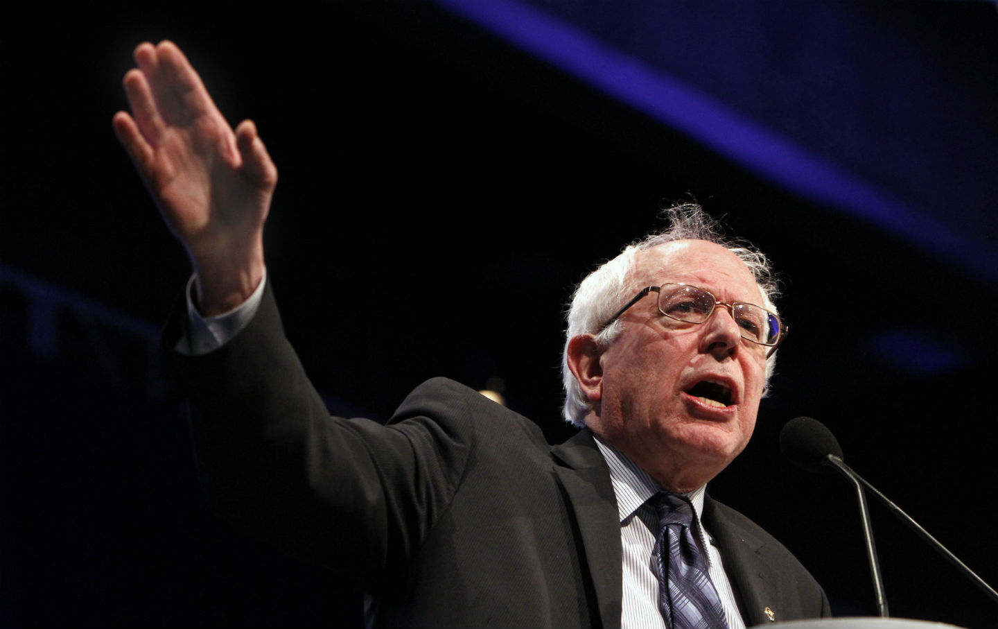 Bernie Sanders to Billionaires: 'You Can't Have It All!' | The ...