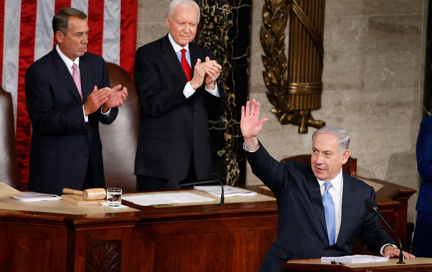 Republicans-Loved-Netanyahu's-Racist-Election-Tactics