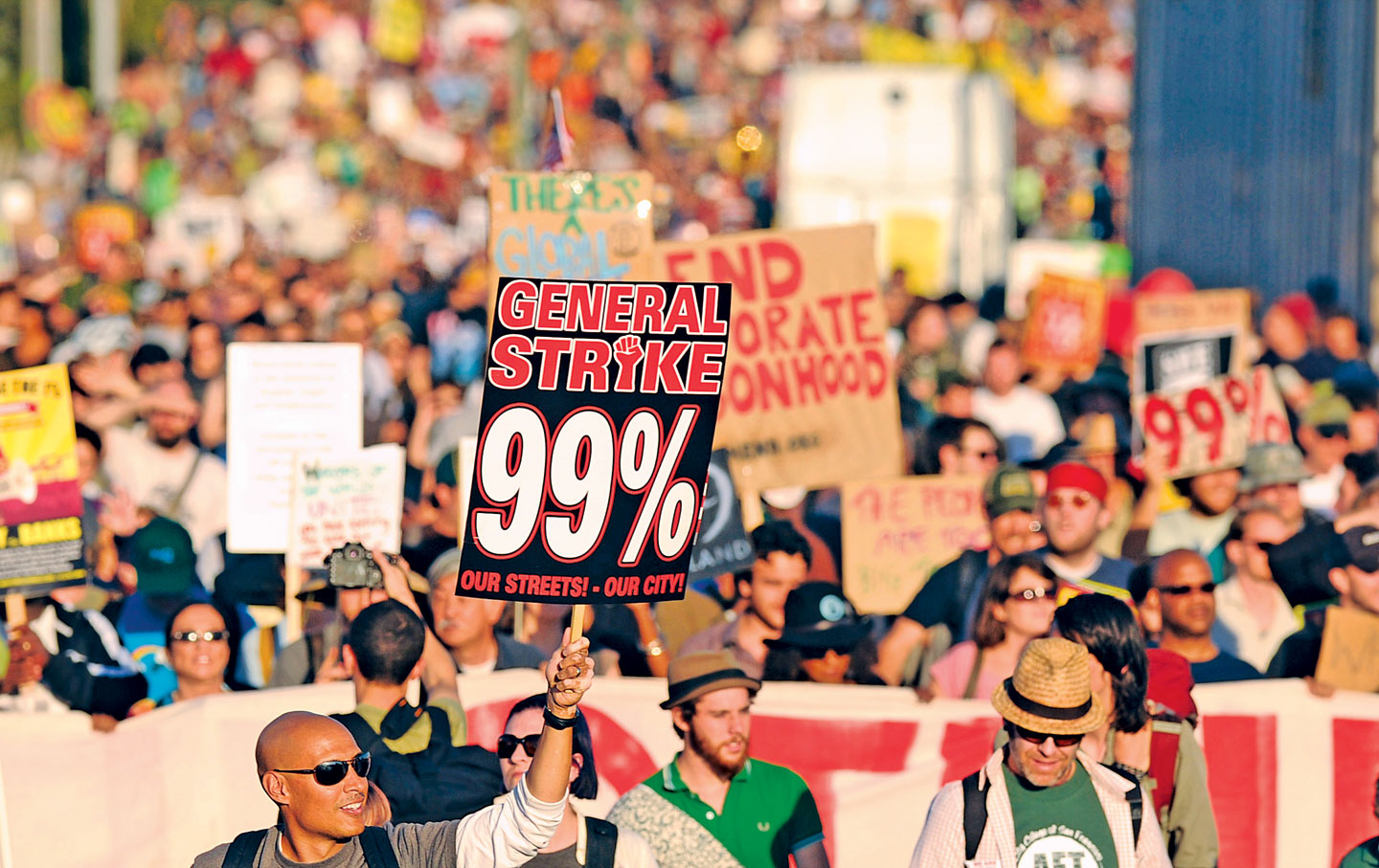 The Making of the 99%