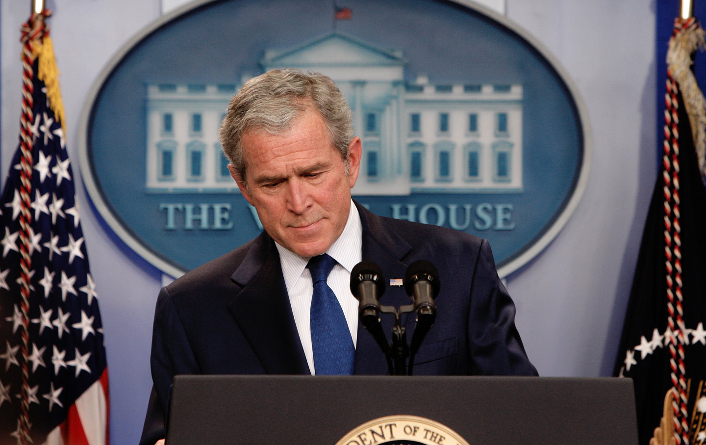 President Bush Confesses Hes War >> What If This Had Happened On The Day After 9 11 The Nation
