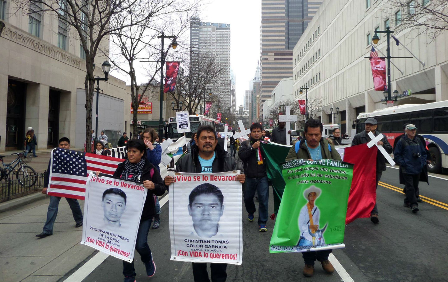 How-the-'Desaparecidos'-of-Ayotzinapa-Have-Sparked-a-US-Mexican-Solidarity-Movement