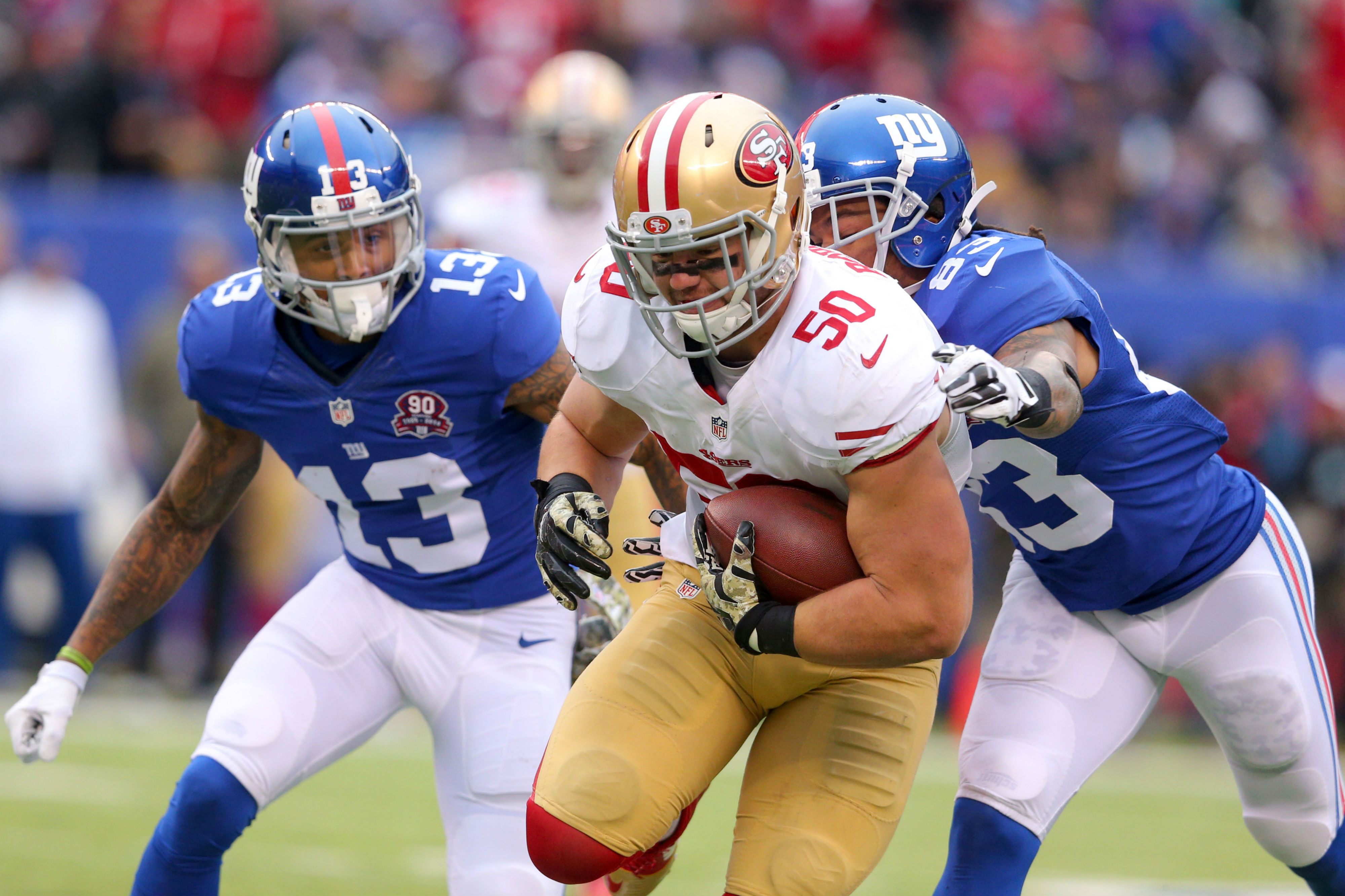 Chris Borland and the Revenge of History | The Nation