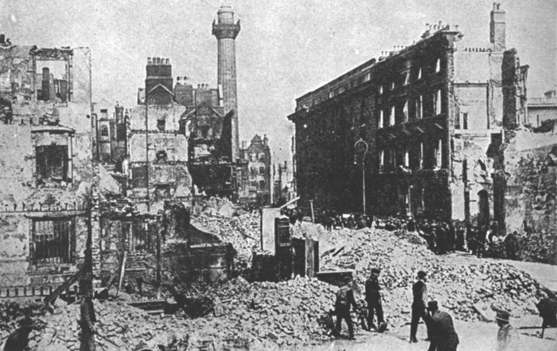 easter uprising of 1916