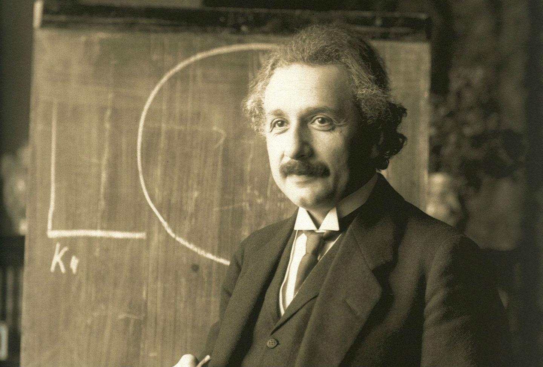 pAlbert-Einsteinp