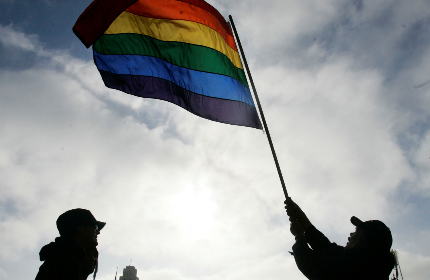 there s a reason gay marriage is winning while abortion rights gay pride flag ap marcio jose sanchez