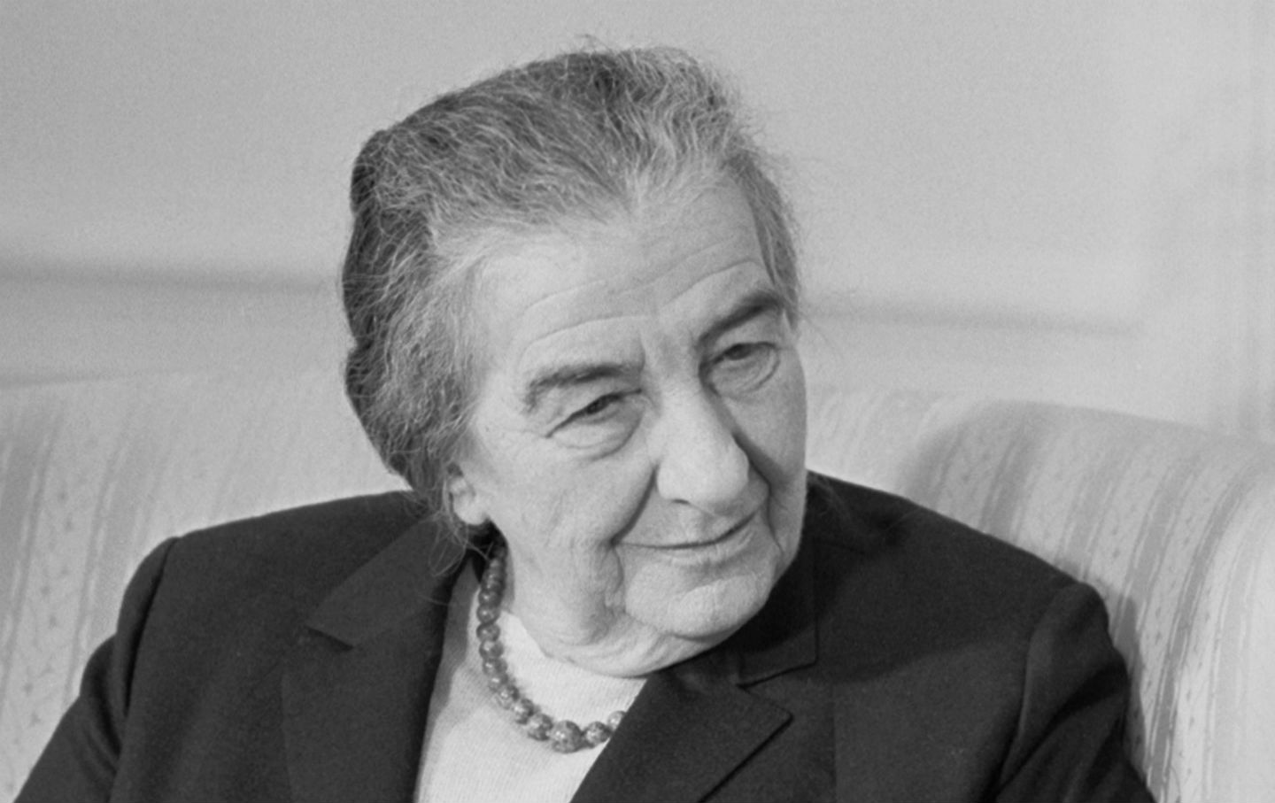 March 17 1969 Golda Meir Becomes Israeli Prime Minister The Nation