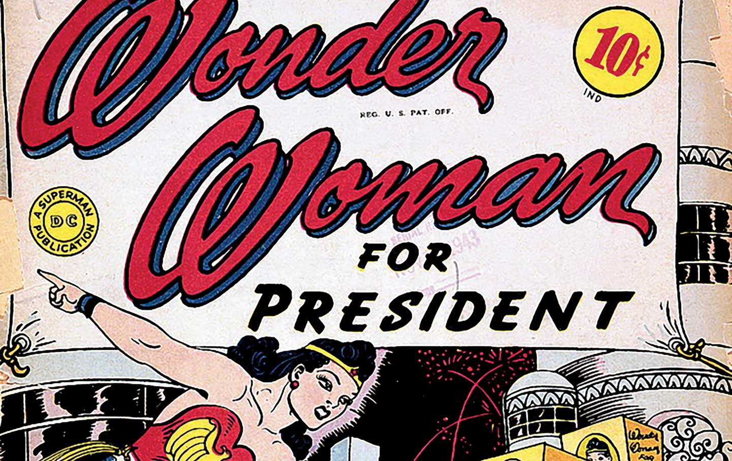 Diana-Prince-is-elected-president-of-the-United-States-in-Wonder-Woman-7-Winter-1943