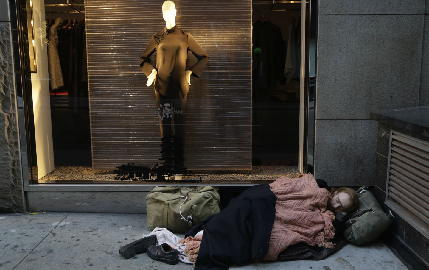 Homeless-person-in-New-York-City