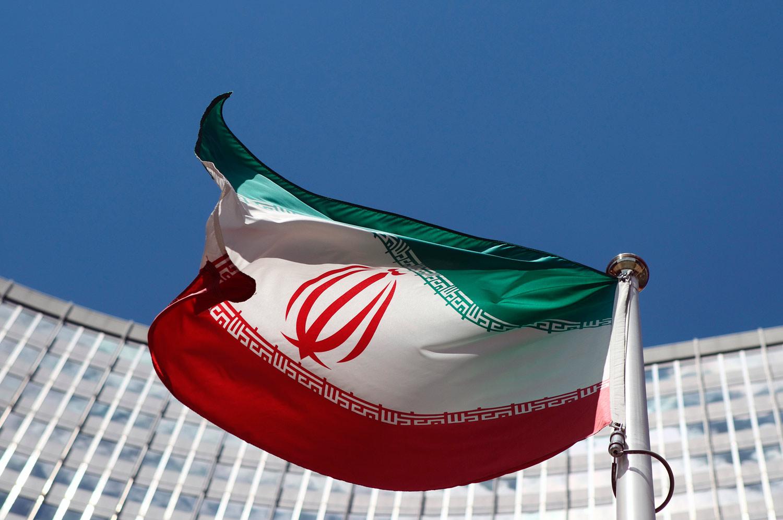 Iranian-flag-ReutersHeinz-Peter-Bader