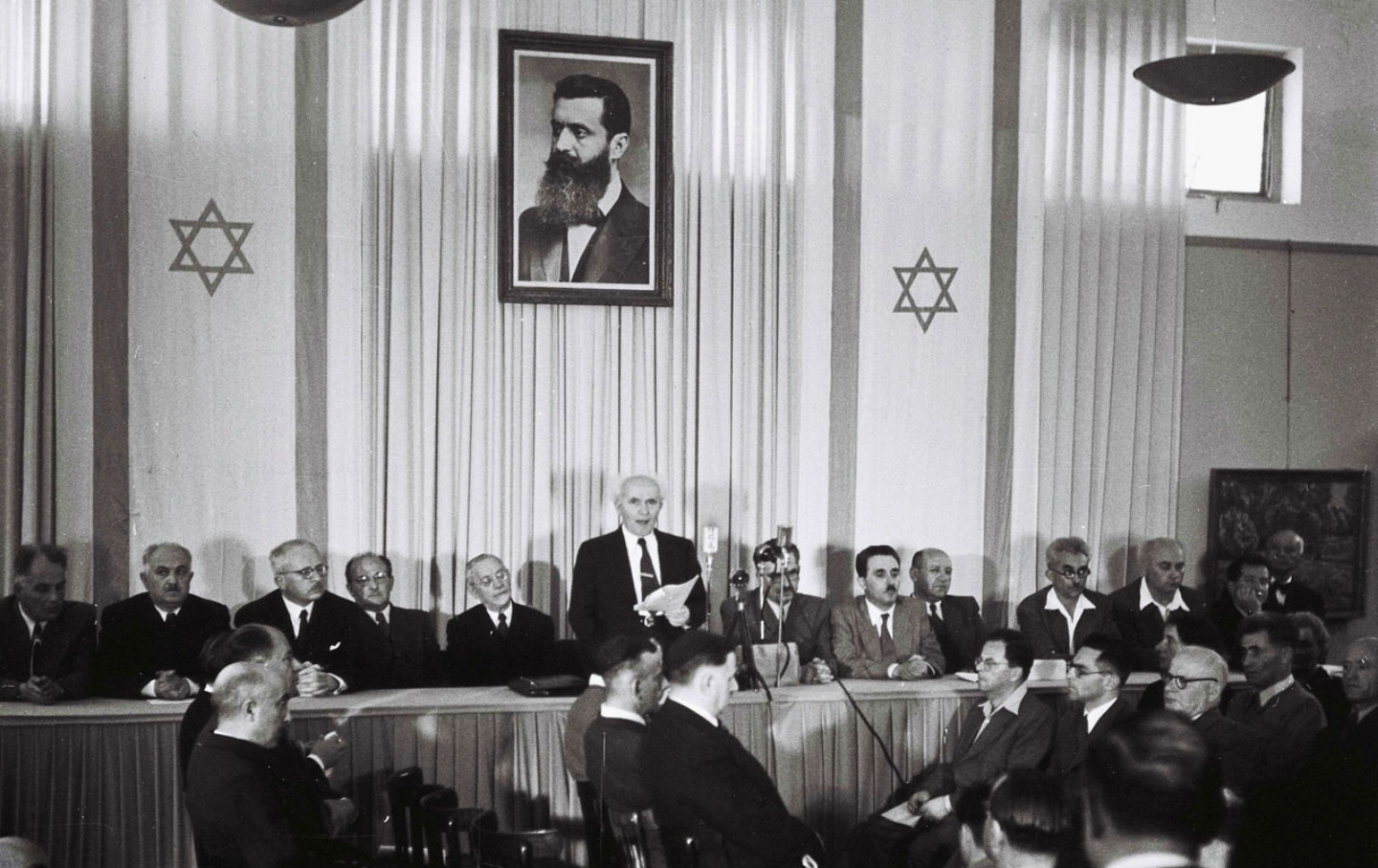 When 'The Nation' Pushed for the Formation of the State of Israel