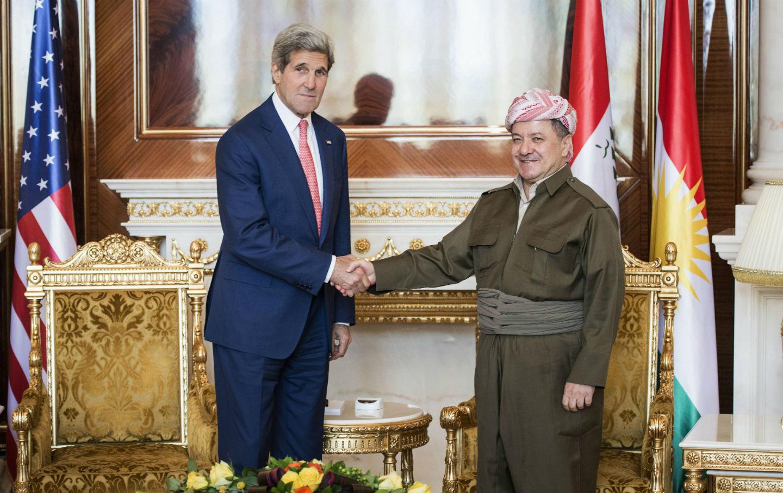Kerry-Barzani