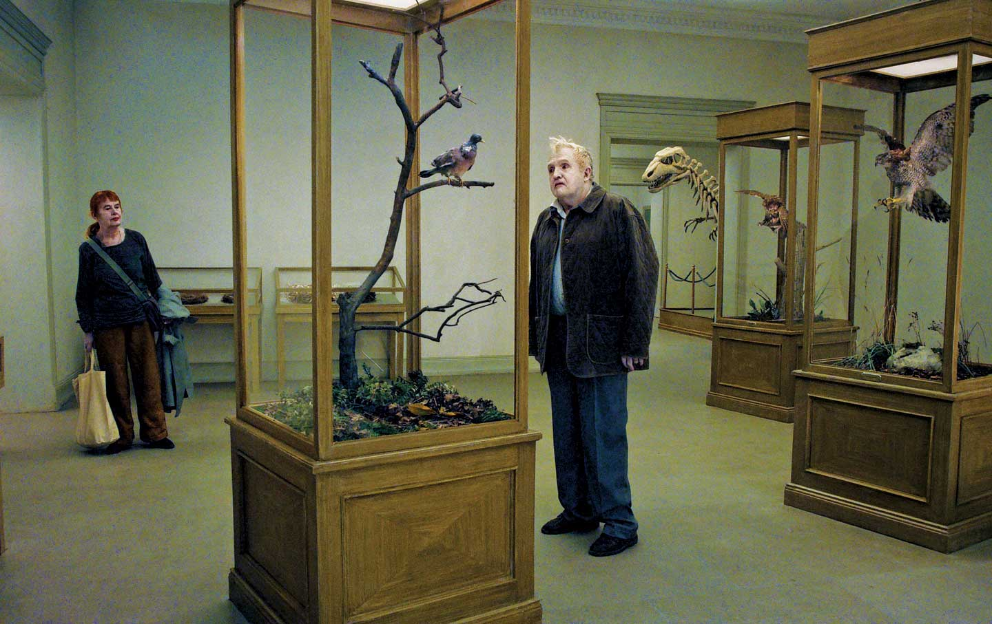 Per-Bergqvist-right-and-Solveig-Andersson-in-A-Pigeon-Sat-on-a-Branch-Reflecting-on-Existence