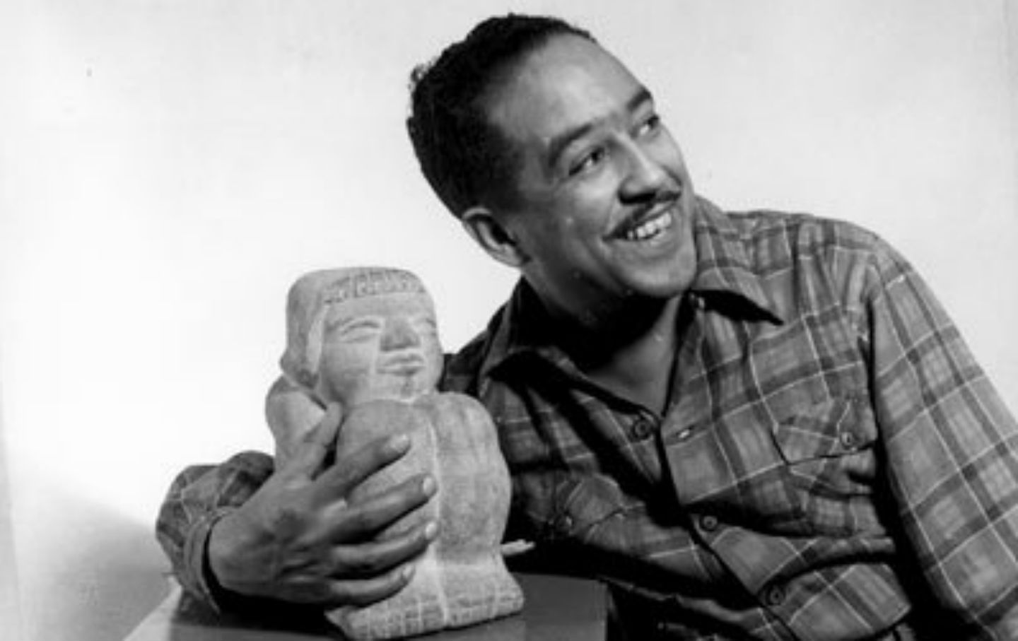 essay on langston hughes