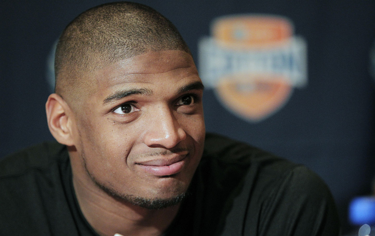In 2014 Michael Sam became the first openly gay player to be drafted in the  NFL. (AP Photo Brandon Wade) 239129ed7