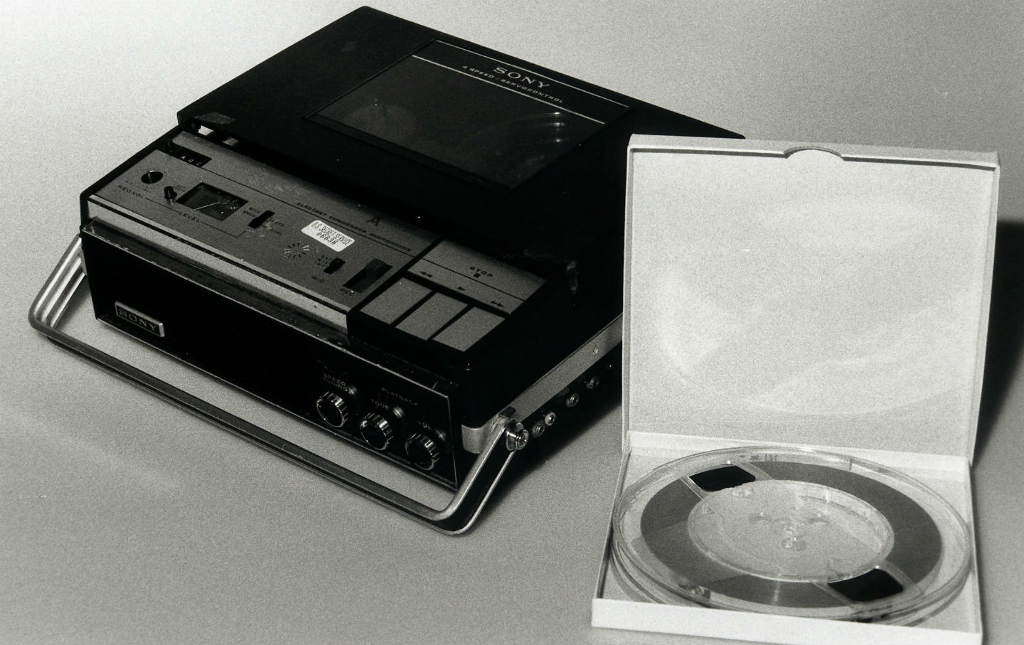 The-original-Nixon-White-House-tape-and-original-tape-recorder