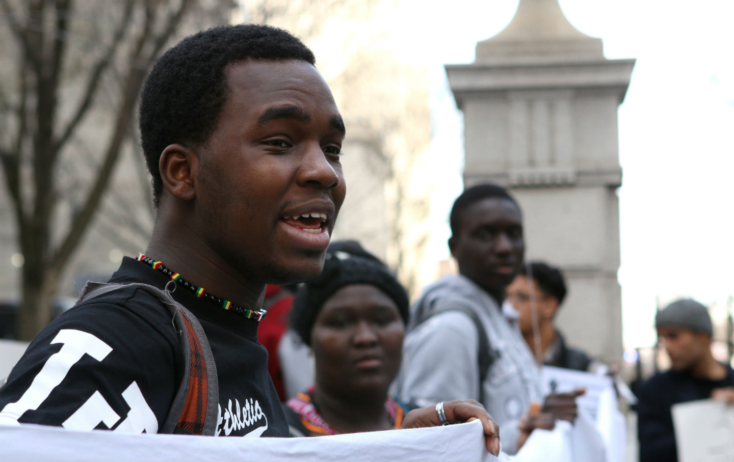 International-Community-High-School-students-rally-outside-City-Hall