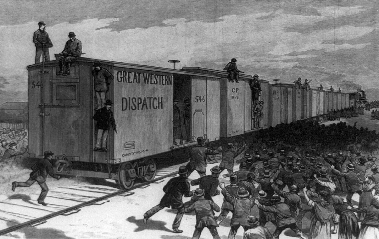 Great-Railway-Strike-of-1886