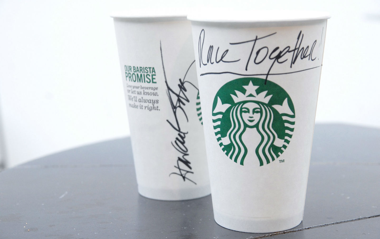 Starbucks-Race-Together