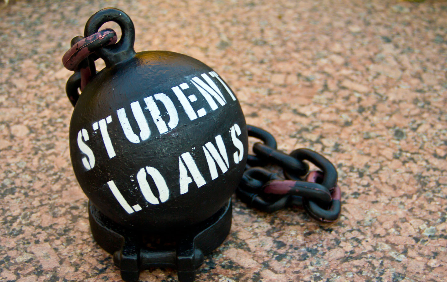 Student-loan-protest