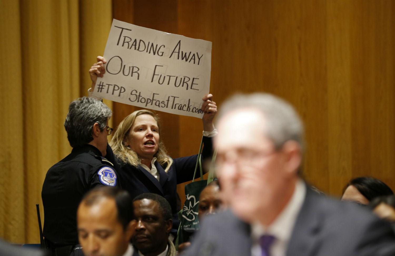TPP-protest