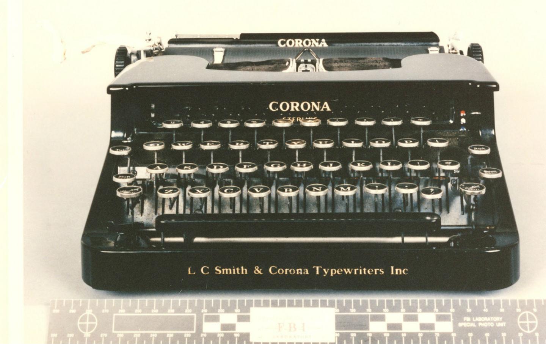 pUnabomber-typewriterp
