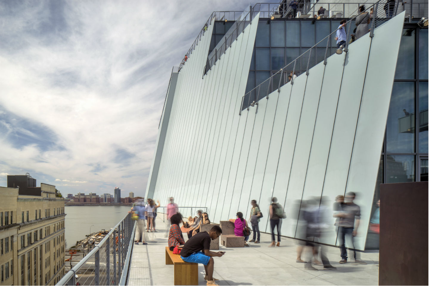The whitney museum and the pompous doors of american art for The whitney