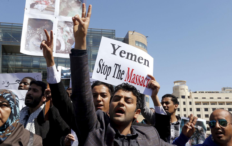 Saudi-protest