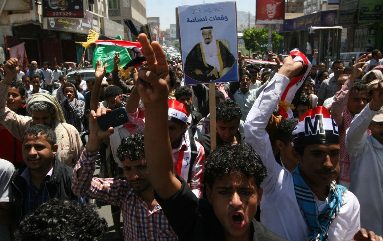 Yemen-Saudi-Arabia