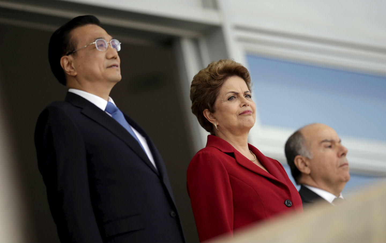 Brazil and China
