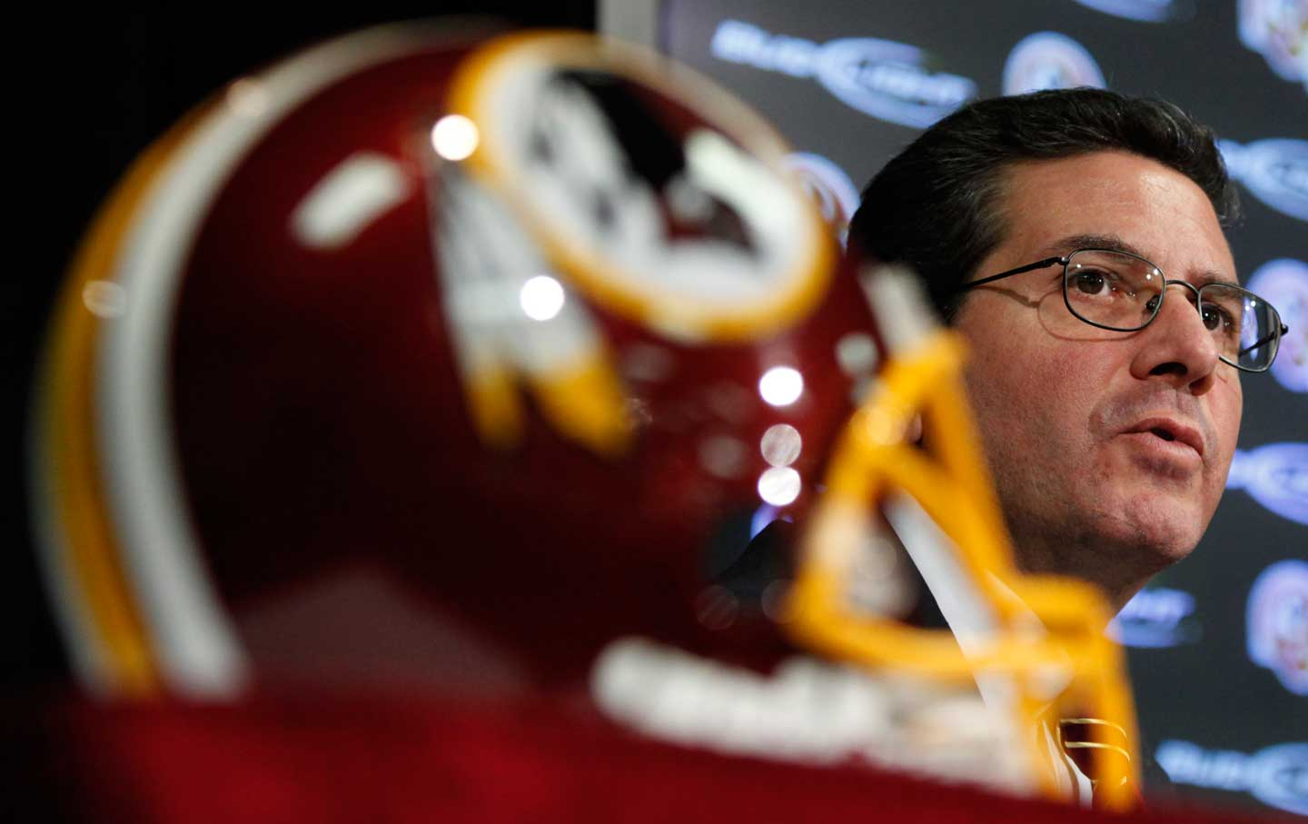 Washington football team owner Dan Snyder