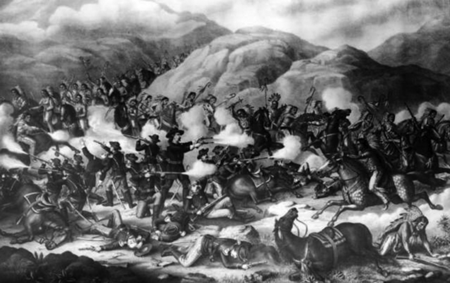 essay on little bighorn 'the battle of the little big horn in 1876 was a victory for the plains indians' do you agree explain your answer (16) (jan 2010) the battle of the little.