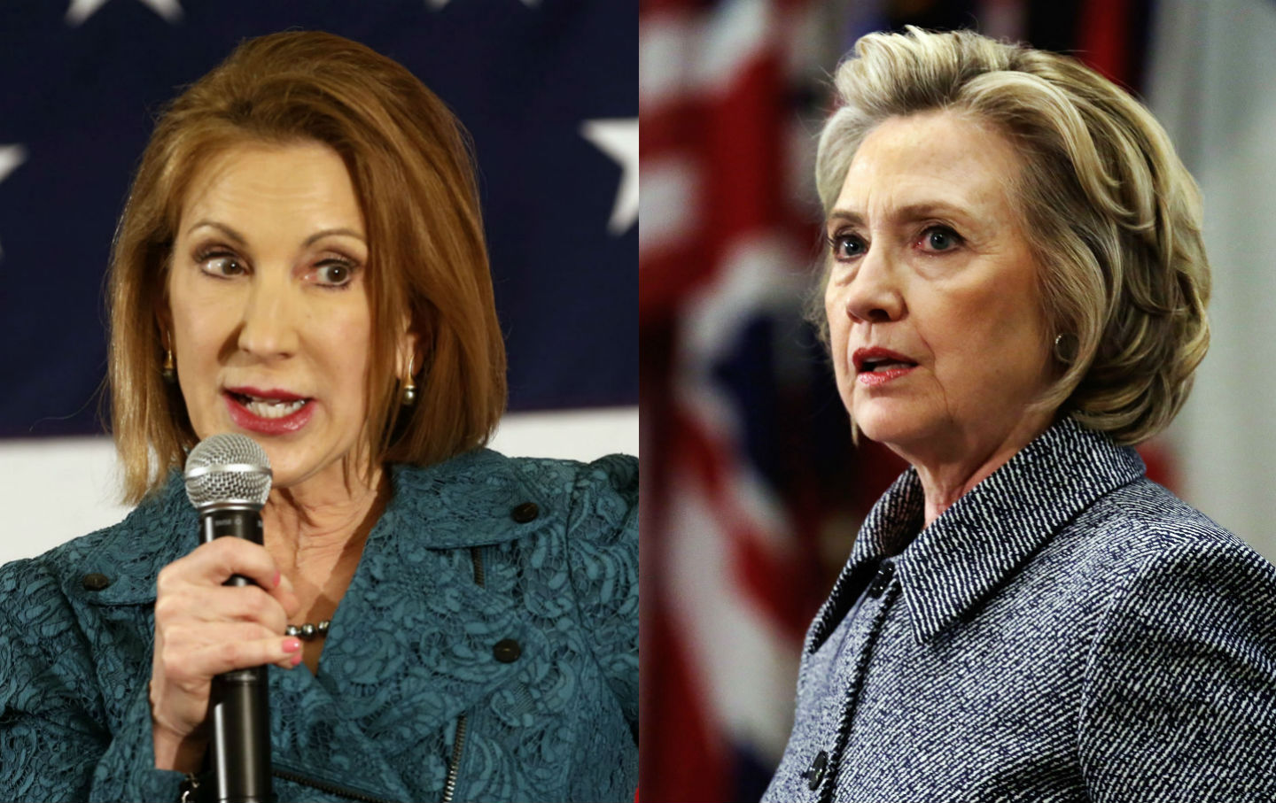 Carly-Fiorina-and-Hillary-Clinton