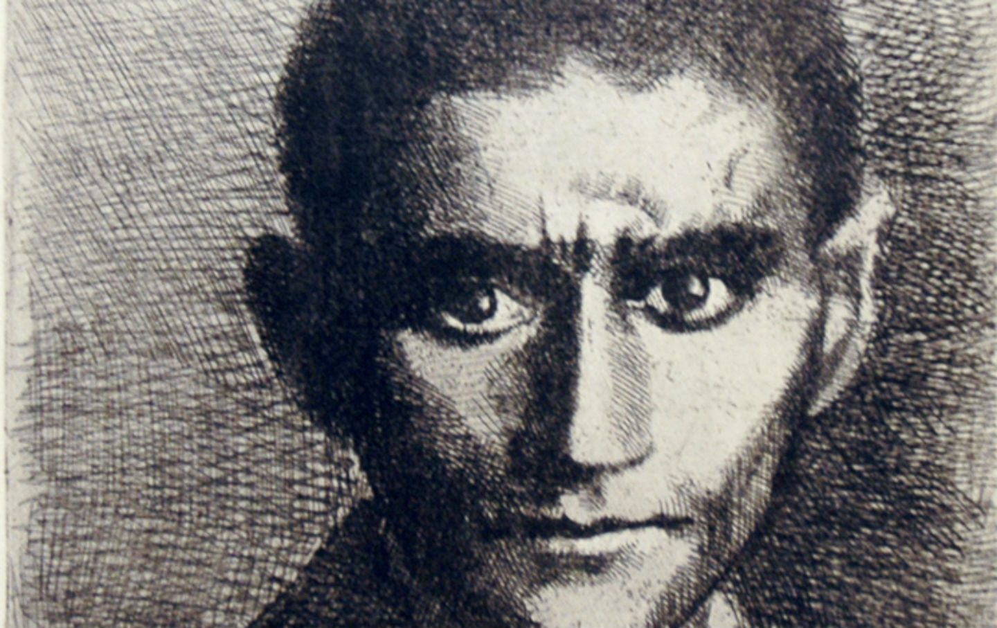 An Etching Of Kafka Created In 1978 Wikimedia Commons