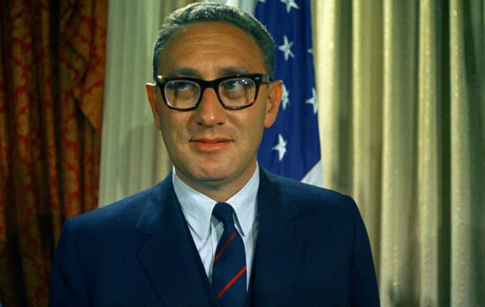 Henry Kissinger (AP Photo)
