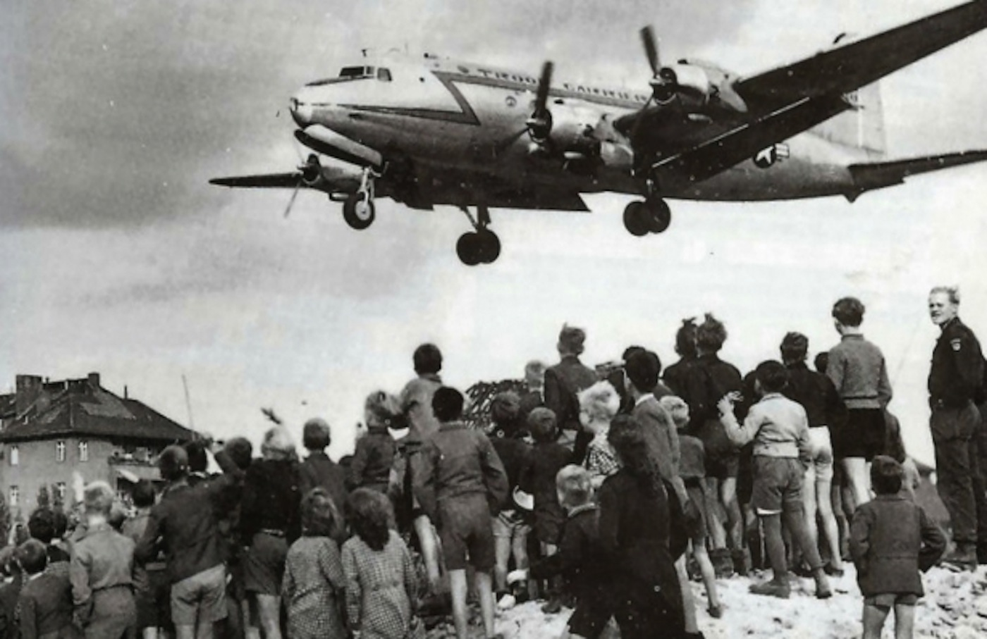 The Berlin Blockade of 1948