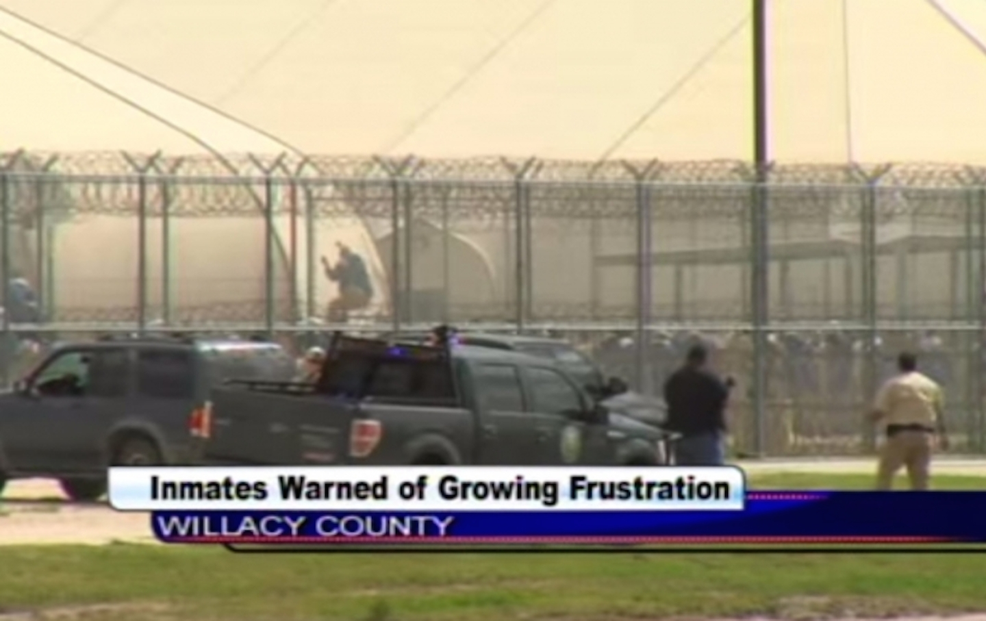 The True Story of a Texas Prison Riot | The Nation