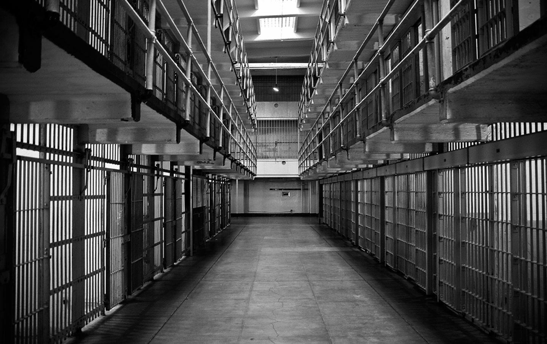 Prison block